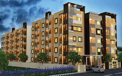 MSR Gangothri Residency Kadugodi Bangalore