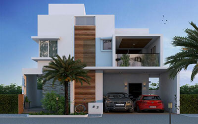 Shigra Palms Royal Villa Whitefield Bangalore