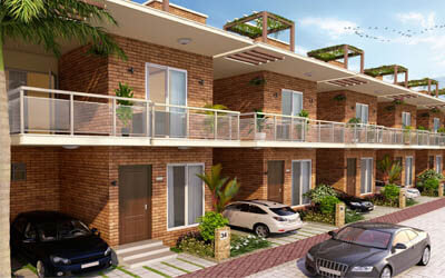 Motzkin Park Terrace Villa Sarjapur Bangalore