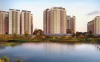 Brigade Lakefront Blue Whitefield Bangalore