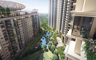 Bhartiya Nikoo Homes 2 Thanisandra Main Road Bangalore