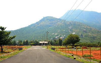 Sizzle Nandi Valley Plot Nandi Hills Bangalore