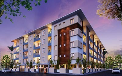 MSR Crown Imperials Whitefield Bangalore