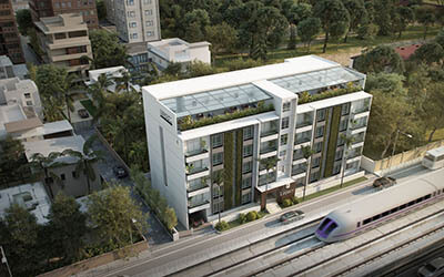 Bhadra Legacy MG Road Bangalore