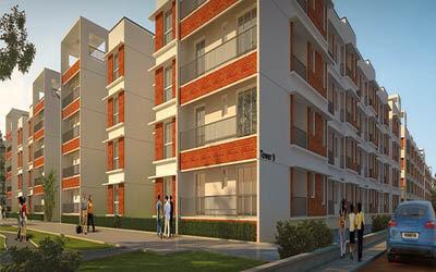 Prestige Courtyards Sholinganallur Chennai