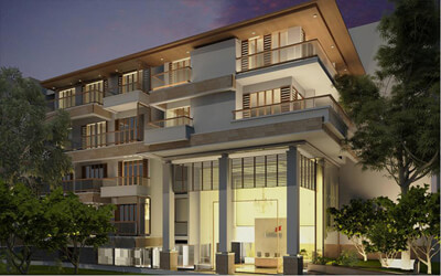 Century Renata Richmond Town Bangalore