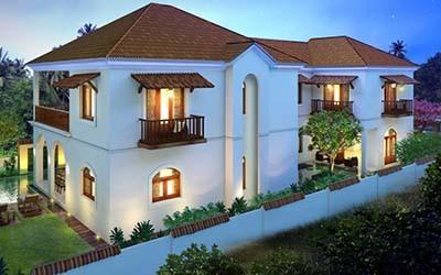 Ashray Belvederre Villa Pilerne Goa
