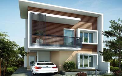 Casagrand Eternia Villa Phase 2 Kalapatti Coimbatore