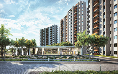 Mahindra Lakewoods Mahindra World City Chennai