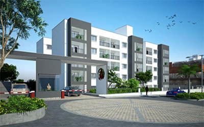 The Lake View Address Apartment Electronic City Bangalore
