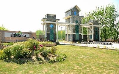 Alaknanda Plots Yogpeeth Haridwar