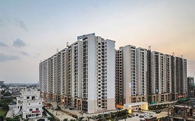 Omaxe Residency - II Gomti Nagar Extension Lucknow