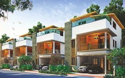 SMR Vinay Casa Carino Appa Junction Hyderabad