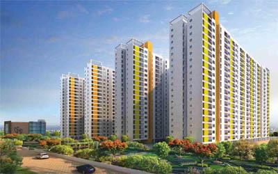 Urbanrise Million Carats Padur Chennai
