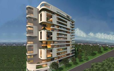 Casagrand ECR14 Pent House East Coast Road Chennai
