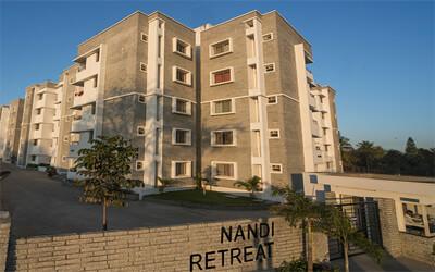 Nandi retreat