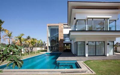 Prestige Golfshire Villa Nandi Hills Bangalore