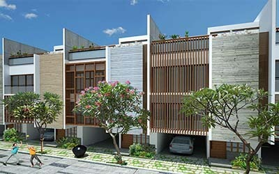 Essem18 Ele Vana Villa Sarjapur Road Bangalore
