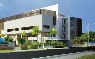 Casagrand The Address Karappakam Chennai