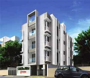 Krishna Harmony Ashok Nagar Chennai