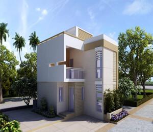 Pacifica Aurum Villas OMR Chennai