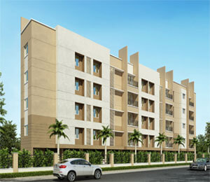 Jain Housing Akshit Ganapathy Coimbatore