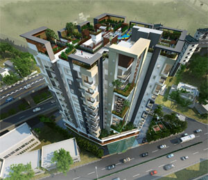 RRC Mahadev Towers Attapur Hyderabad