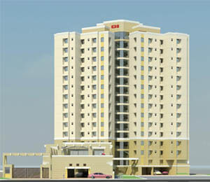 Si Levantine Heights Edappally Kochi