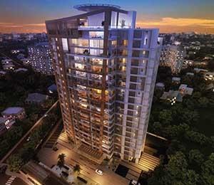 Skyline The Legend Sky Mansions Kaloor Kochi