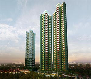 Jade Heights Tower II Kakkanad Kochi