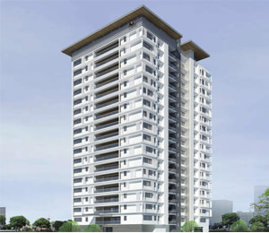 Prestige Spencer Heights Fraser Town Bangalore