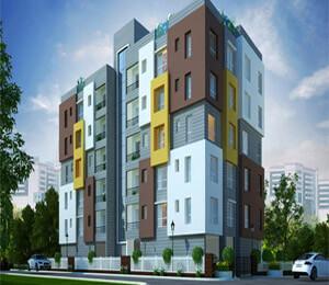 Magnolia Infrastructure Olympus New Town Kolkata