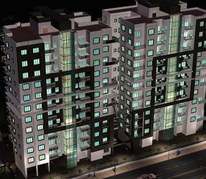 Rajwada Heights E.M Bypass Kolkata