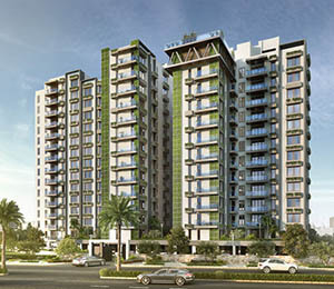Vedic Realty Sanjeeva Tower New Town Kolkata