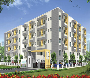 Radiant Lake View KR Puram Bangalore