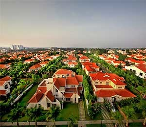 Adarsh Palm Meadows Annexe Villa Whitefield Bangalore