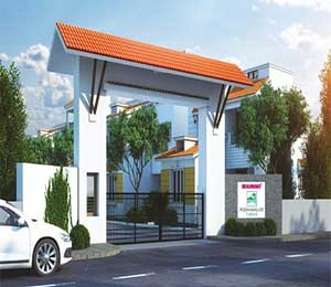 Color Homes Poonamallee Farms Villa Poonamallee Chennai