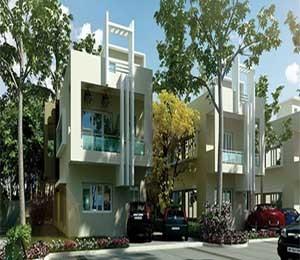 Expandable villas tile