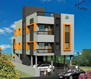 Inforich Shri Dharshini Flats Medavakkam Chennai