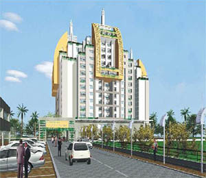 Mohtisham Ivory Tower Attavar Mangalore