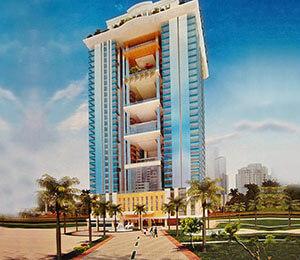 Prestige Kingfisher Towers Ashok Nagar Bangalore