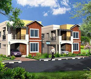 Peninsula Infra Prakruthi Villa Sarjapur Bangalore