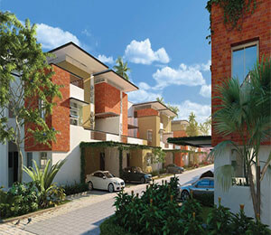 Vaishnavi Commune Villa Sarjapur Main Road Bangalore