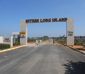 Nitesh Long Island Plot Devanahalli Bangalore