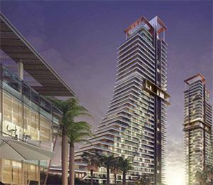 Amanora Gateway Towers Hadapsar Pune