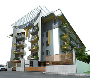 Vaishnavi Prime Richmond Town Bangalore