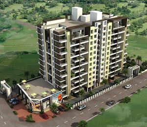 Mont Vert Vivant Wakad Pune