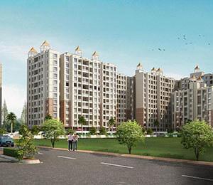 GK Silverland Residency Phase 1 Ravet Pune
