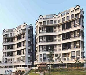 Gera Greensville Skyvillas Kharadi Pune