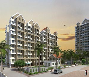 Vedant Kingston Serene Undri Pune